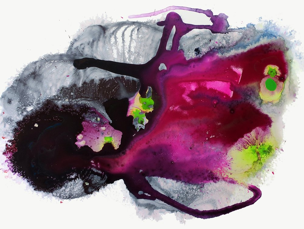 Painting - Fluere 5