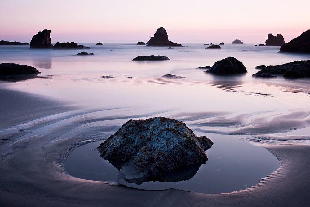Ocean tide - Photo by Micha Pawlitzki.
