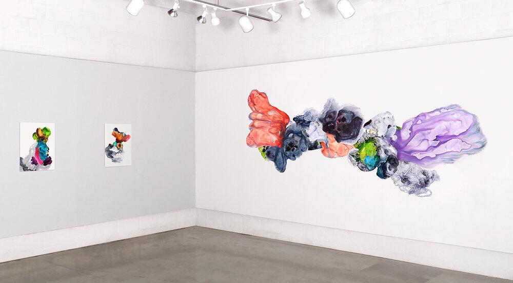 Exhibition - Fluere Paintings