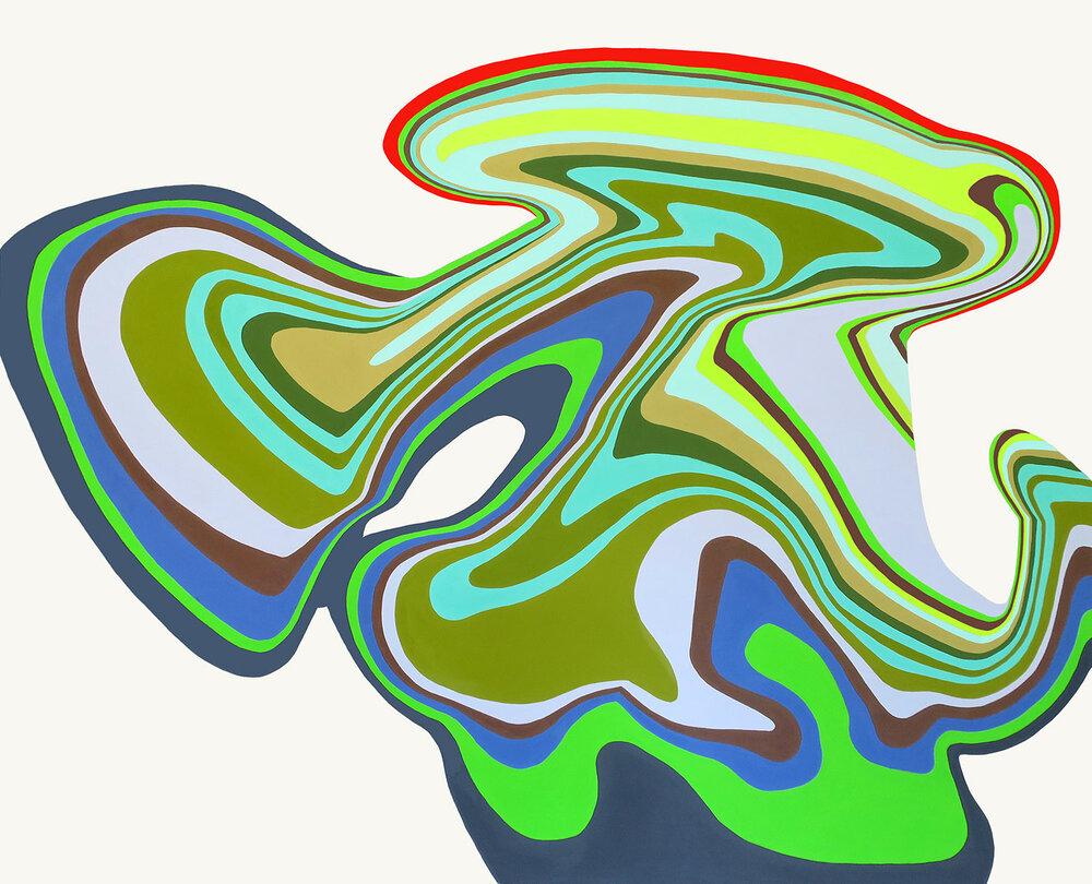 Painting - PLASMORA 23