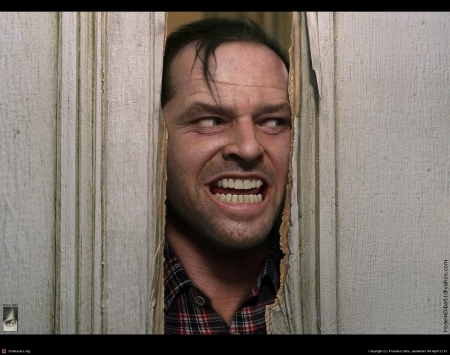 Heeeere's Johnny!