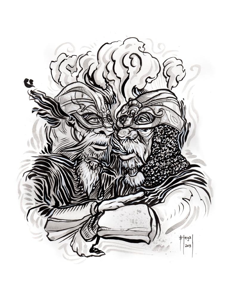 Havamal_Norse_Mythology_Book_verse_124