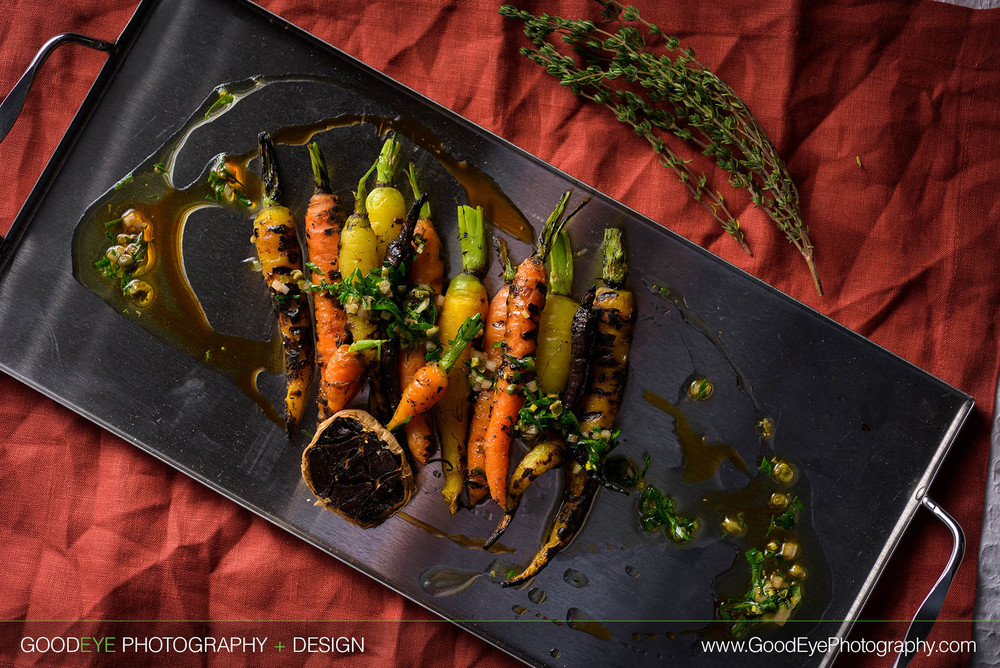 Staged Commercial Food Photography in Palo Alto