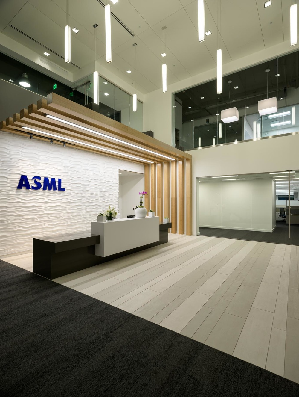 San Jose Architecture Photography at ASML