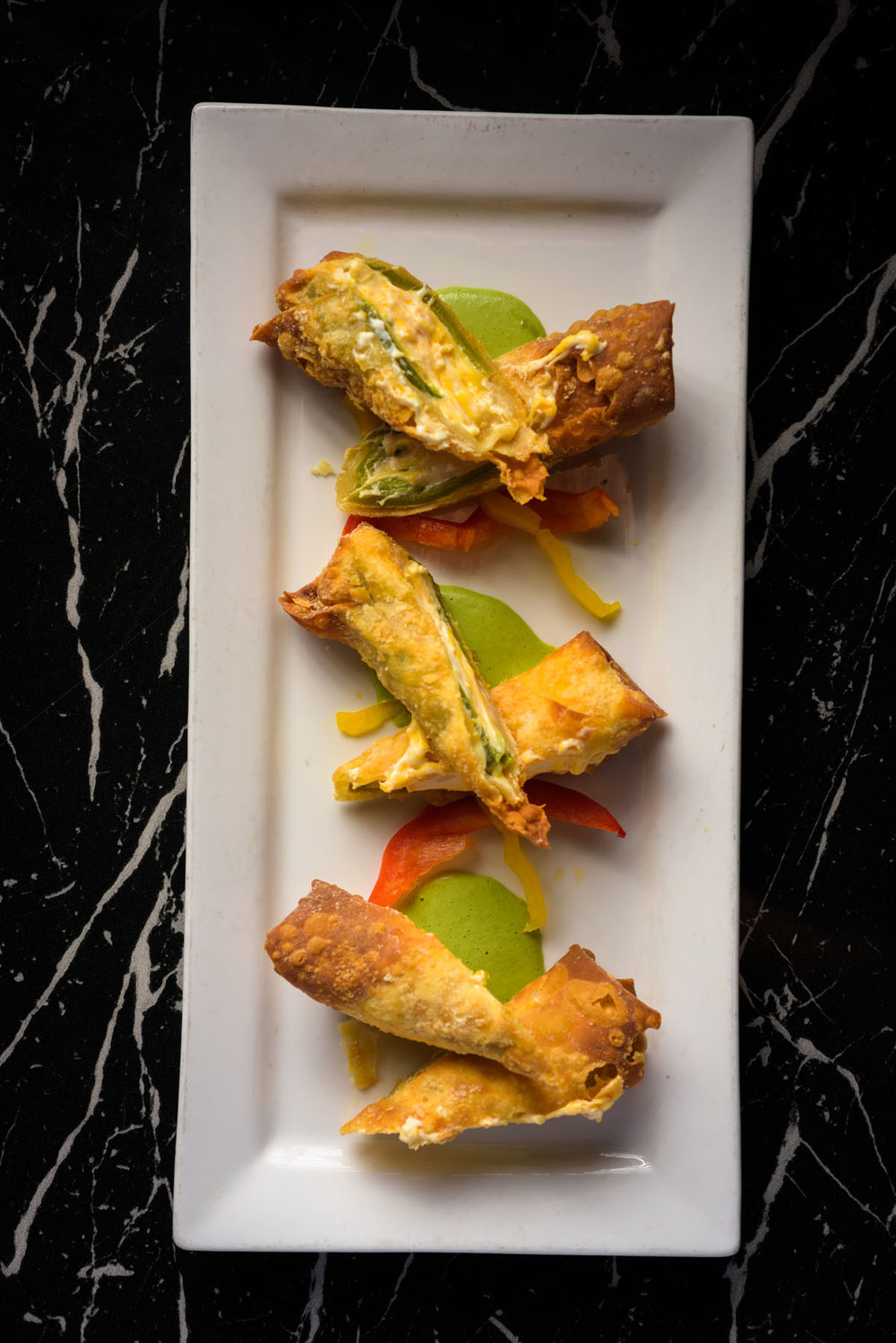 jalapeno poppers – Food Photos at Firehouse 37 restaurant in San Ramon - by Bay Area commercial photographer Chris Schmauch