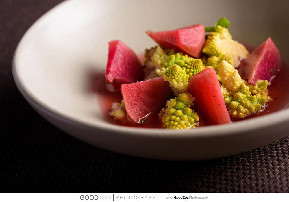 San Francisco Commercial Food Photography - Guckenheimer