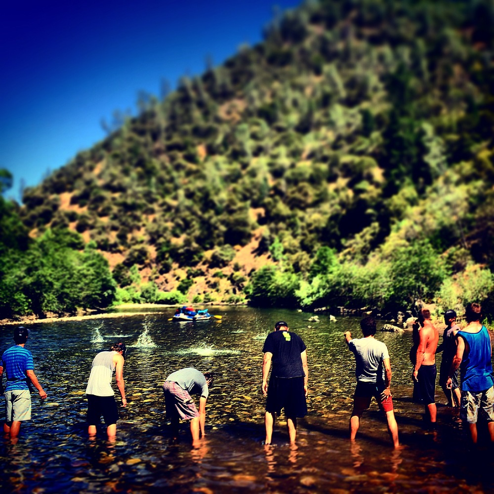 "It's called ""The Chill"" trip for a reason. No rush, no timetable, no crowds, just pure relaxation and joy on the  Middle Fork of the American River."
