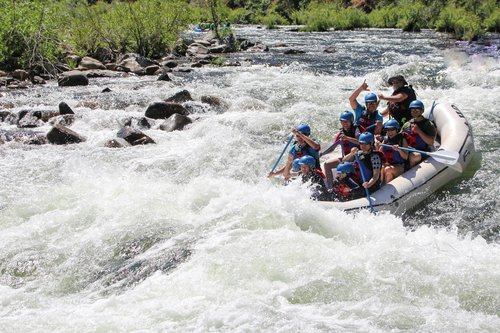 H2O Fluvial h2o adventures, llc-south fork of the american river