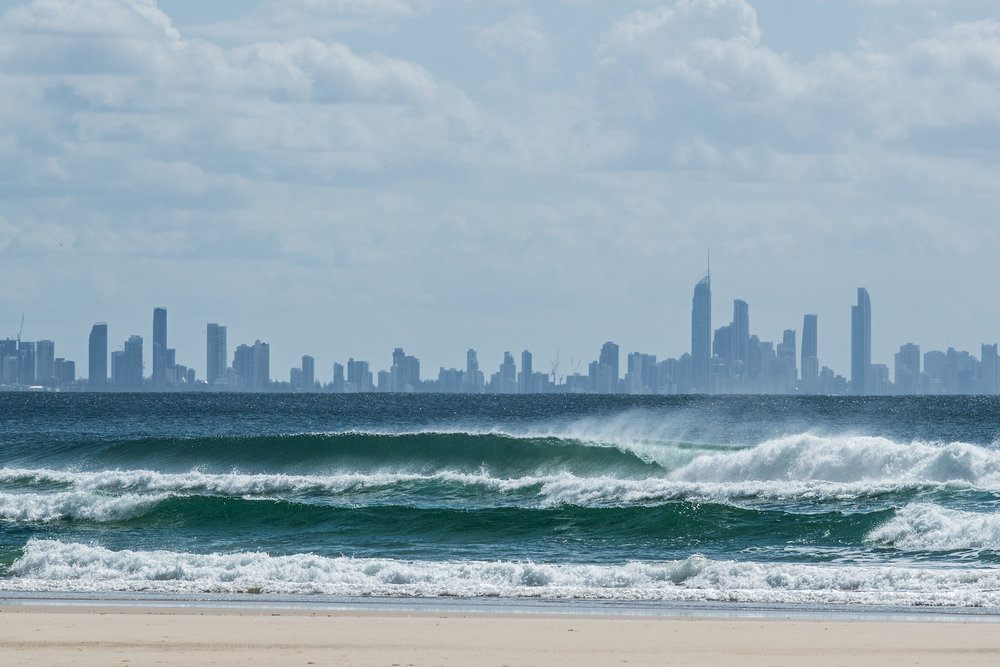 Kirra to Surfers Paradise
