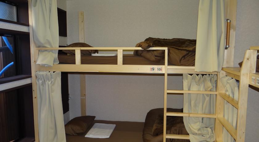 Shiori-an Guest House /339 Kagiya-cho, Kagiyamachi Karasuma-nishiiru, Kyoto Station, Kyoto, Japan 600-8178 / $16 per night, per bed