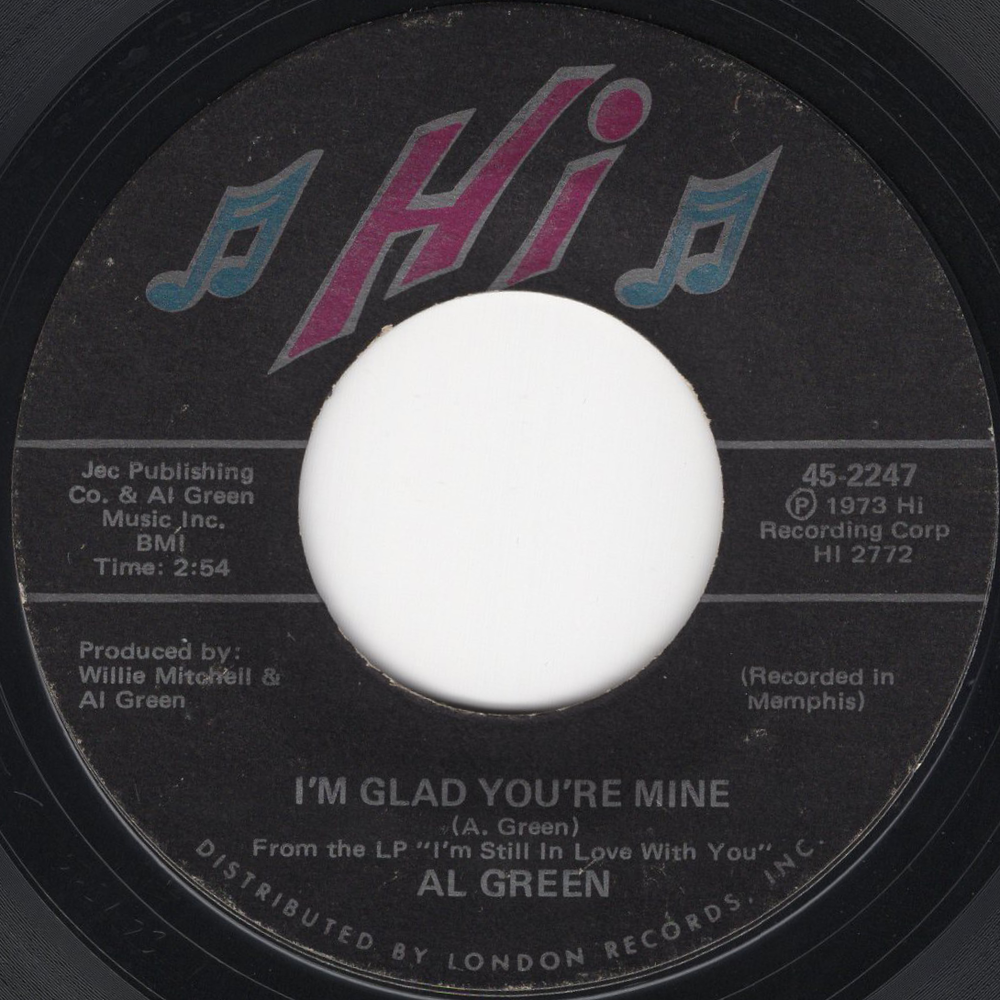 al green - i'm glad youre mine.png