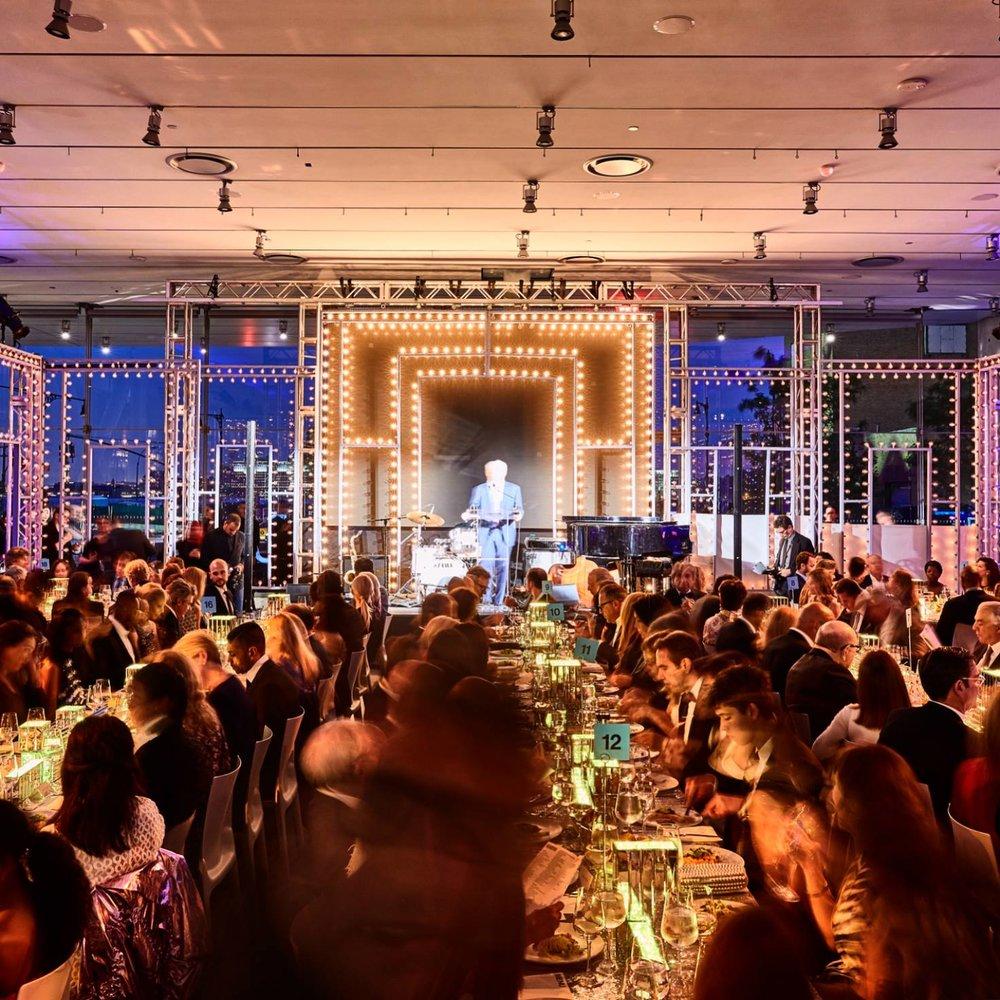 Whitney Museum Studio Party