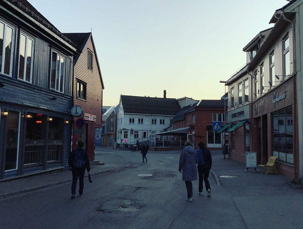 Old Town Tromsø