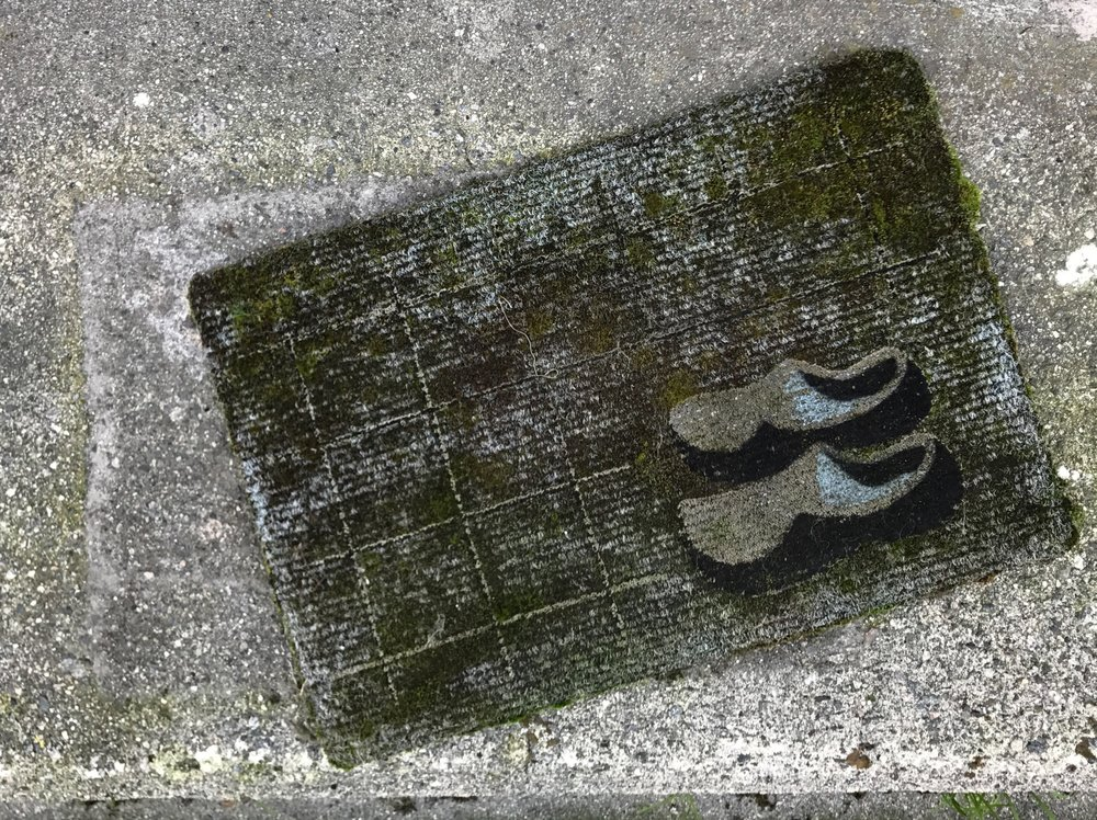 Charming Doormat in Old Town