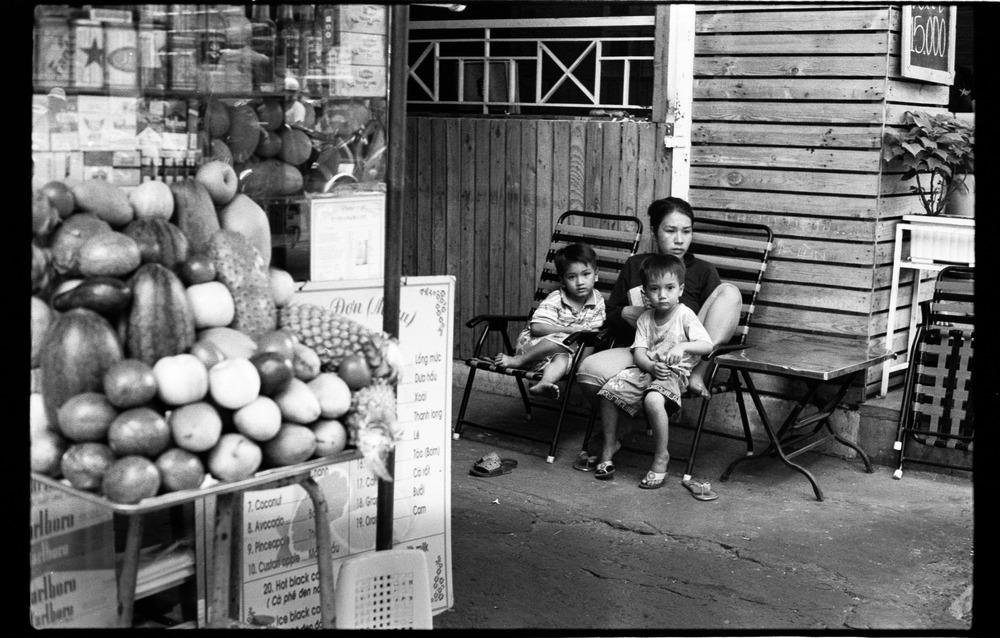 Family stall