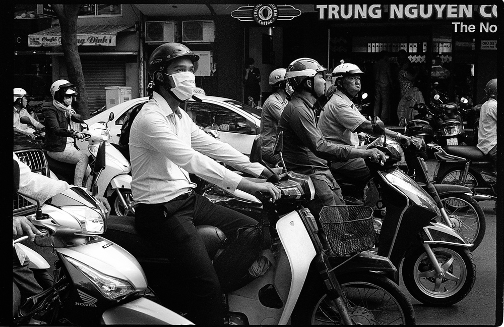 Ho CHi Minh Mopeds