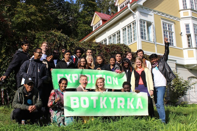 Expedition Botkyrka