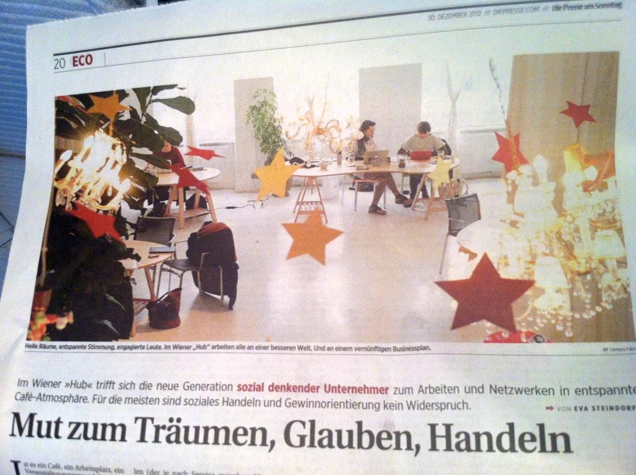 Zero Waste Jam - Die Presse - 02