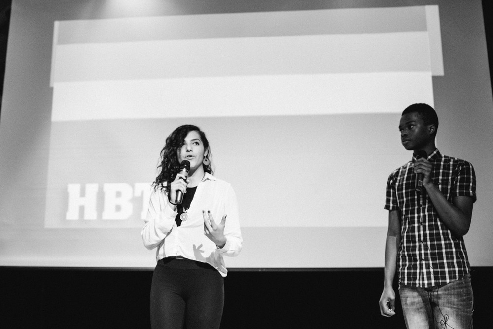 RAINBOW BOTKYRKA: Fatima Cruz, Marvin Kouassi