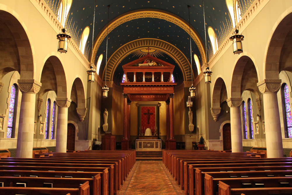 Kenrick Chapel