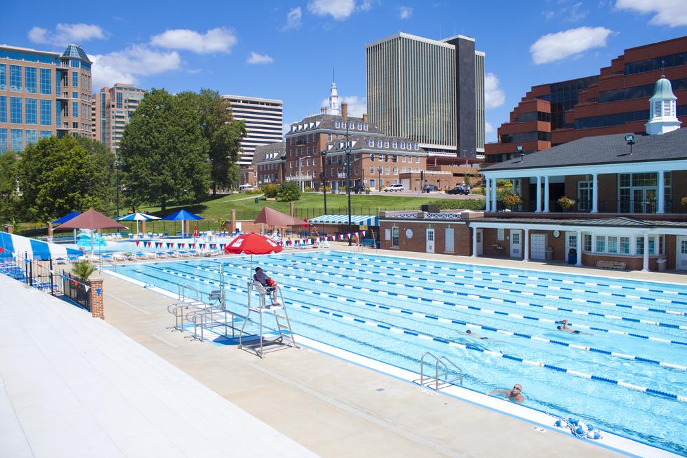 Shaw Park Pool
