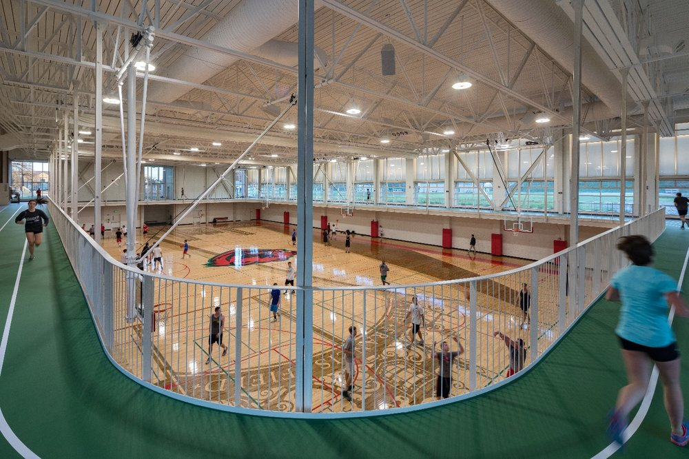 Washington University Sumers Recreation Center