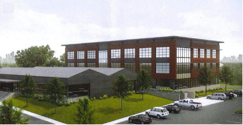 Post Holdings New Headquarters