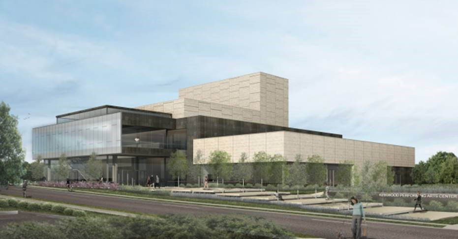 Kirkwood Performing Arts Center - Rendering