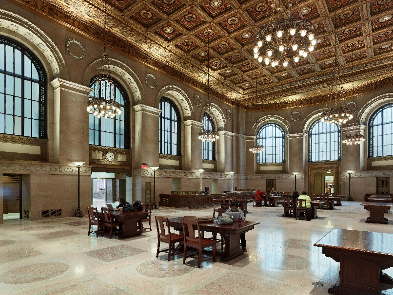 St. Louis Central Public Library
