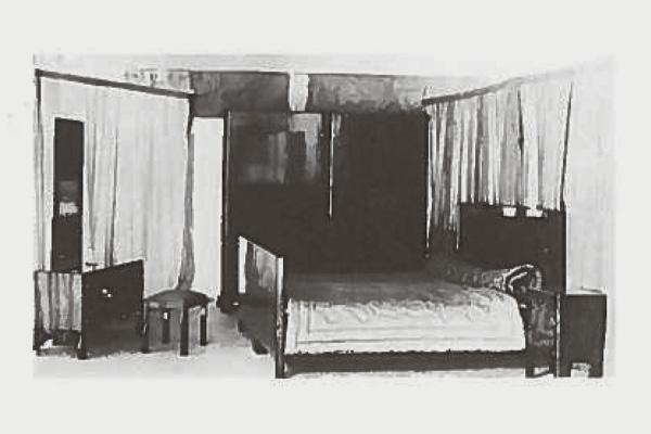 Schlafzimmer-Garnitur 1930er-Jahre
