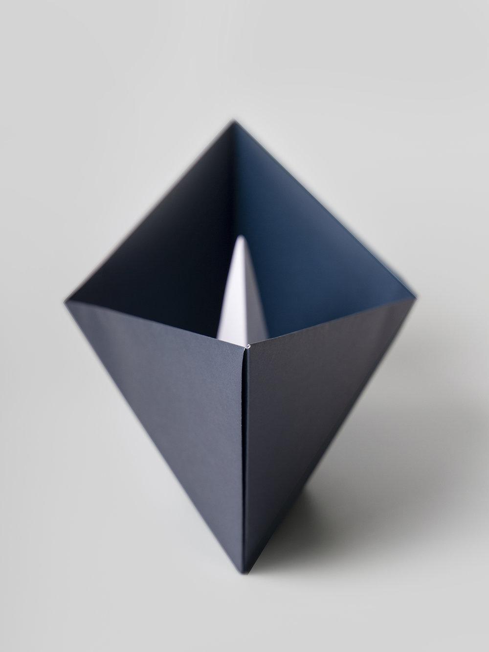 Origami Figur Papierboot  Origami figure Paperboot