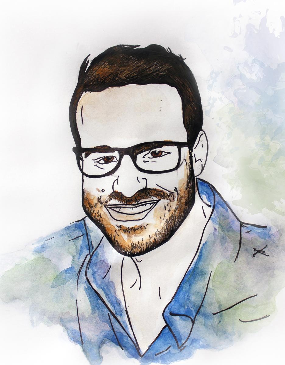 Gude Oliver.Fundador & CEO Amante de los muebles.Huyó de las finanzas para especializarse en marketing, la imagen y el diseño.