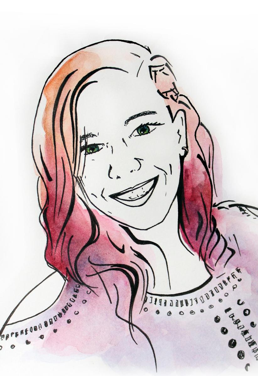 Sheela Tato.Ilustradora. Especializada en diseño gráfico pero su pasión desde siempre son los pinceles, las formas y los colores.