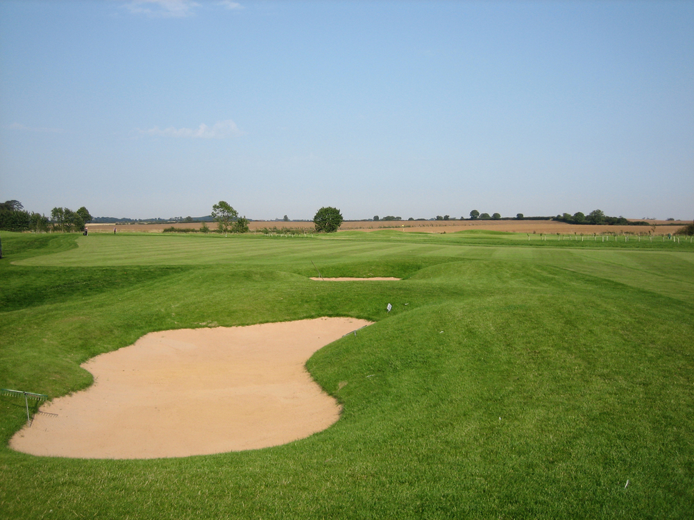 We're continually working on bunkers to try and keep them in the best condition possible