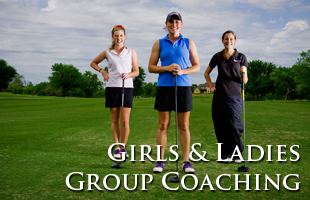 Getting Ladies, girls and women into golf