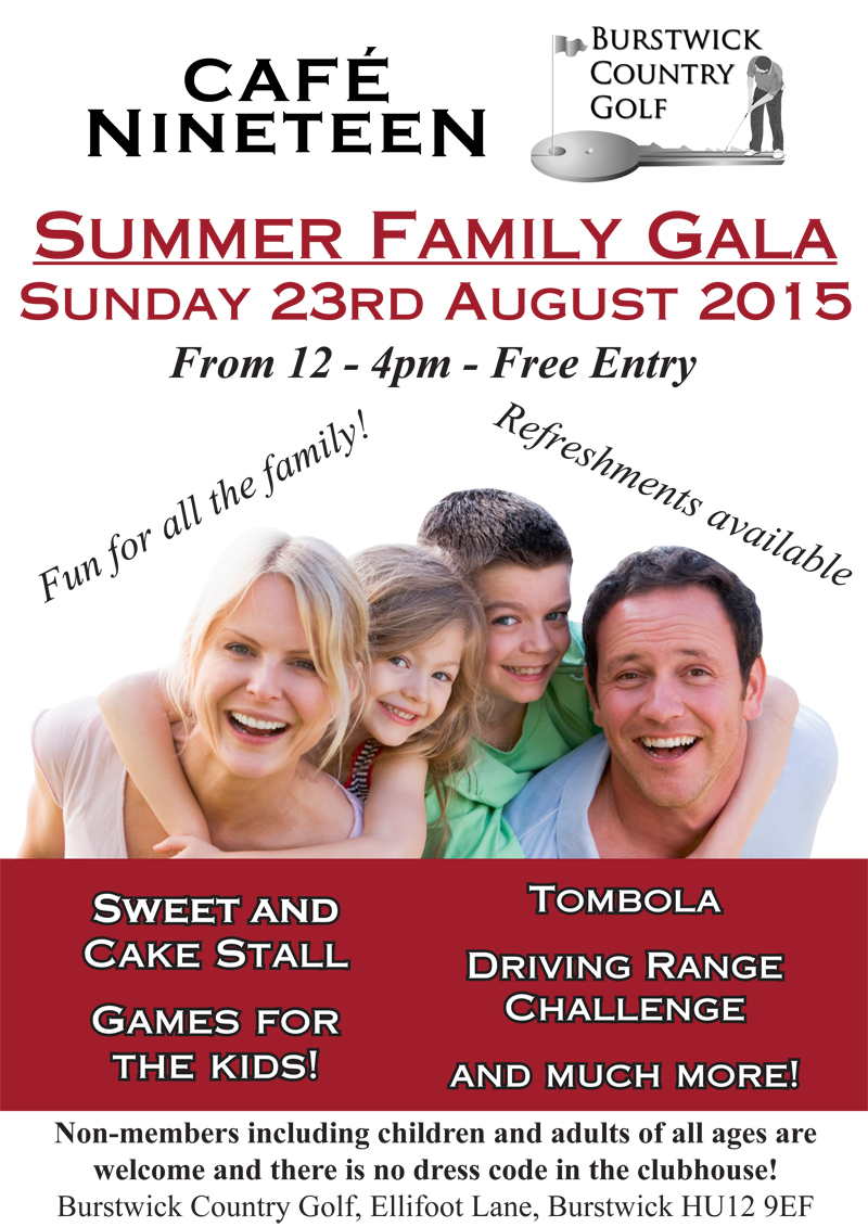 Family Gala Day