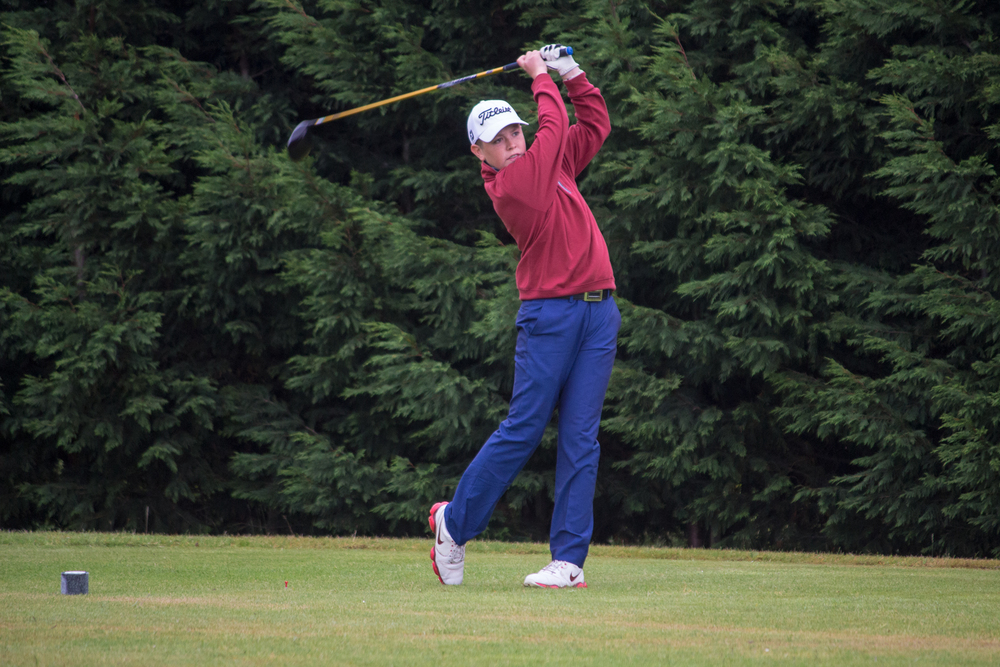 Lewis Hunt wins 2015 Club Championship