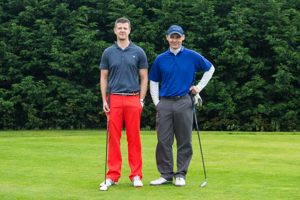 Men's Matchplay Final 2015, Jonathan Beattie vs Gary Spears