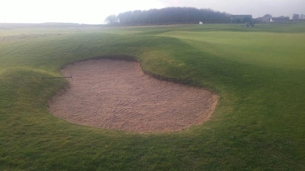 Greenside Hole 7