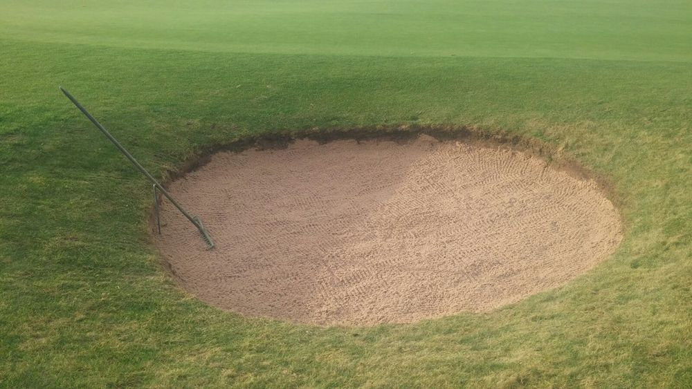 Greenside Hole 17