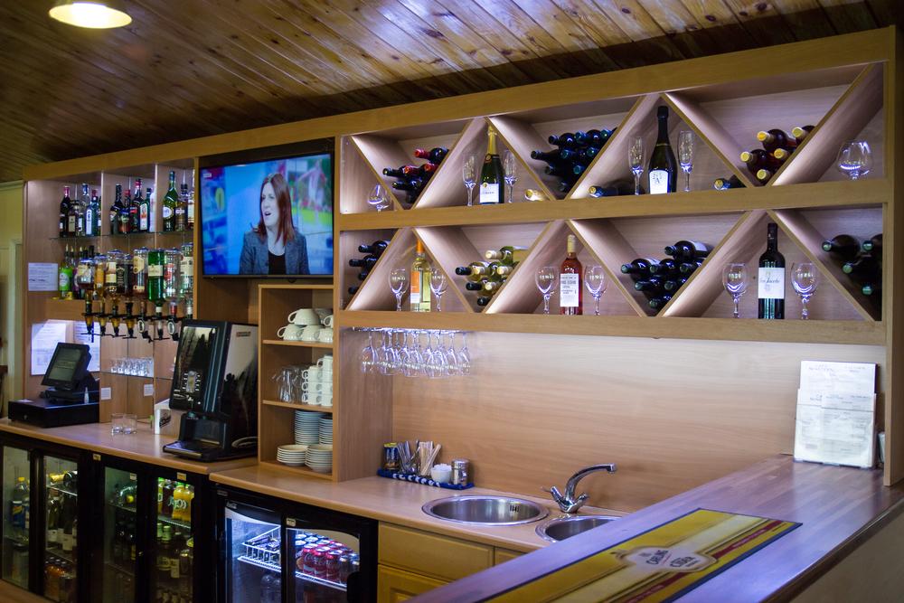 Modern Bar Refurbishment