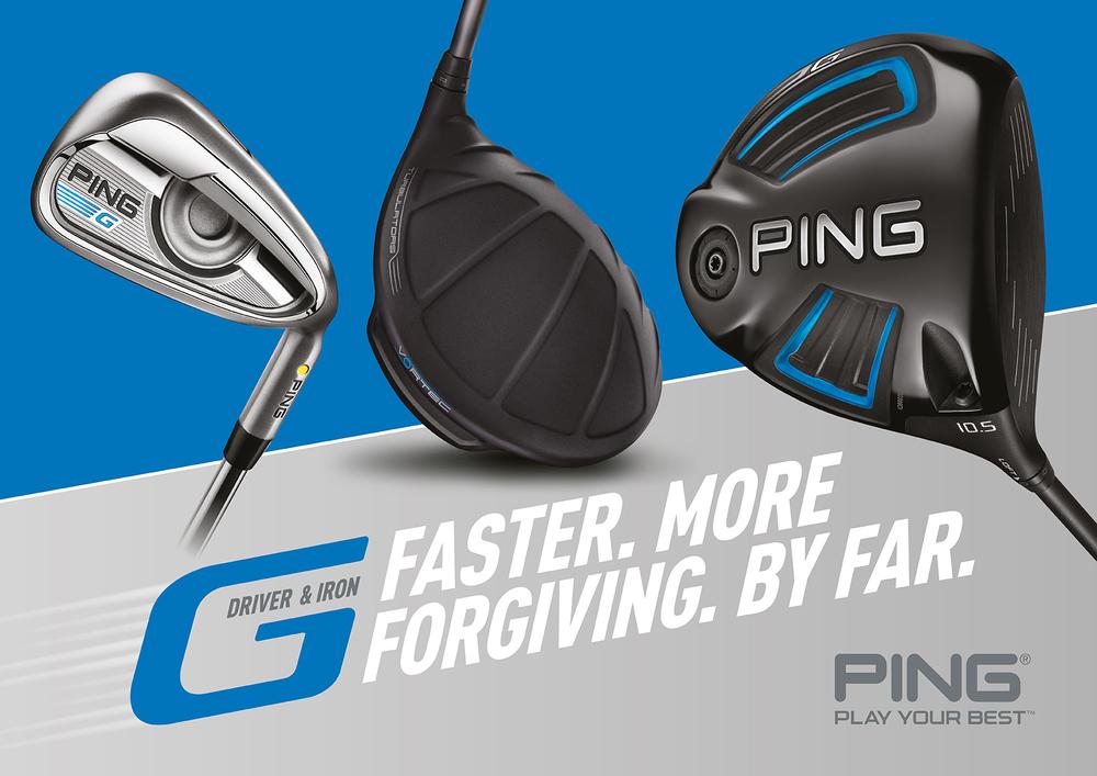 PING G Series
