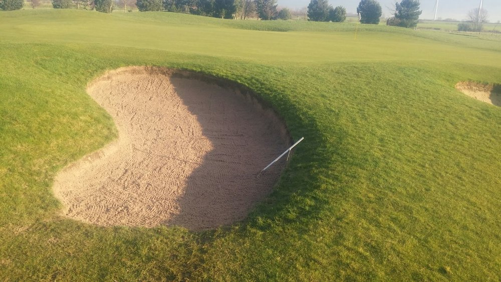 Bunker Renovation at Burstwick