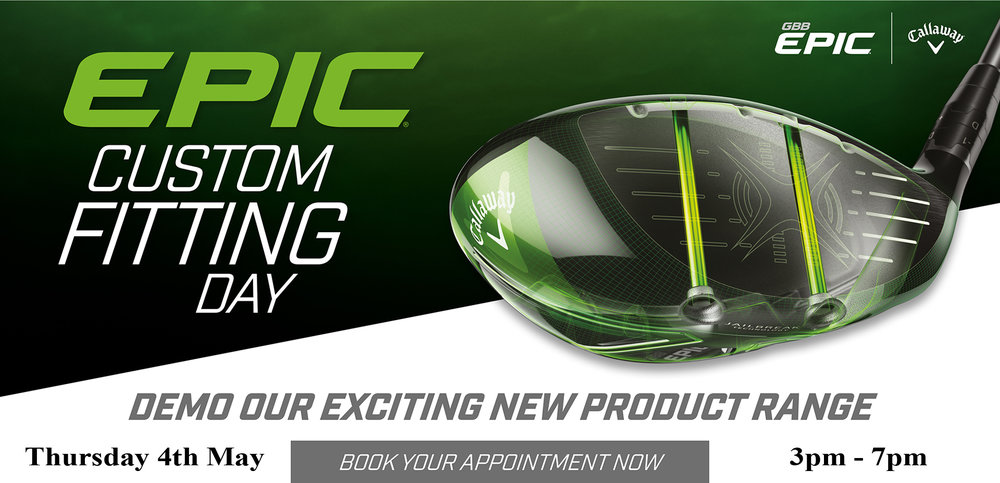 Callaway Fitting Demo Day in Hull