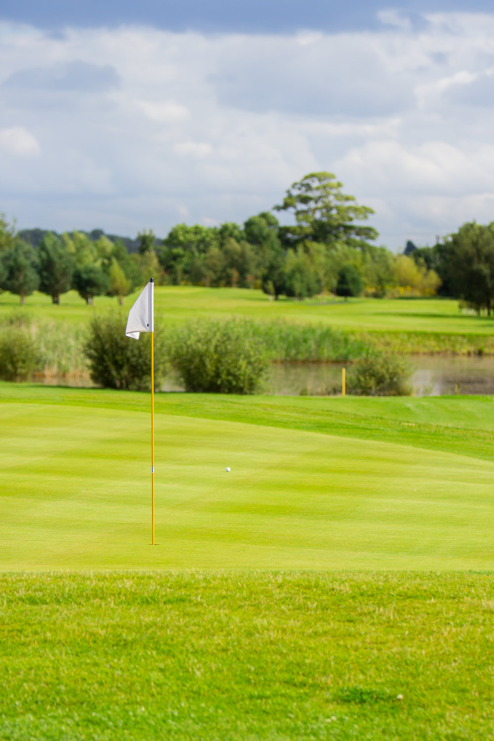 Discount on rounds of golf in hull, east yorkshire