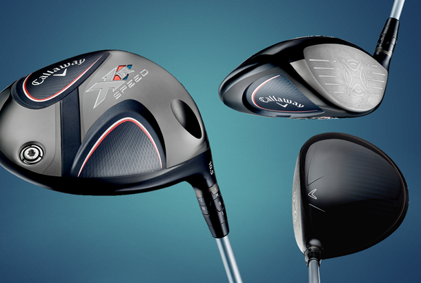 Callaway XR Speed golf clubs