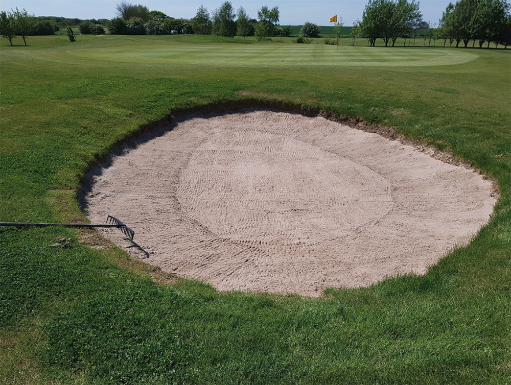Bunker renovations