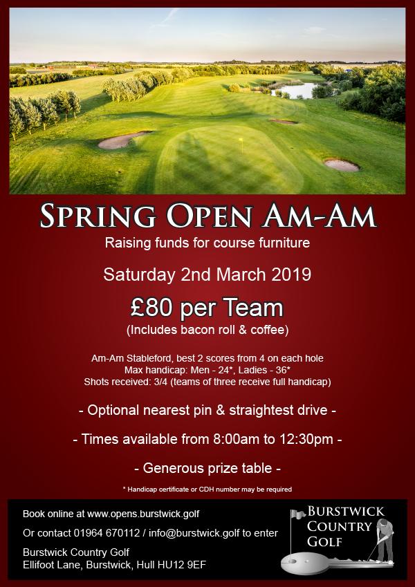 Spring Open Am-Am