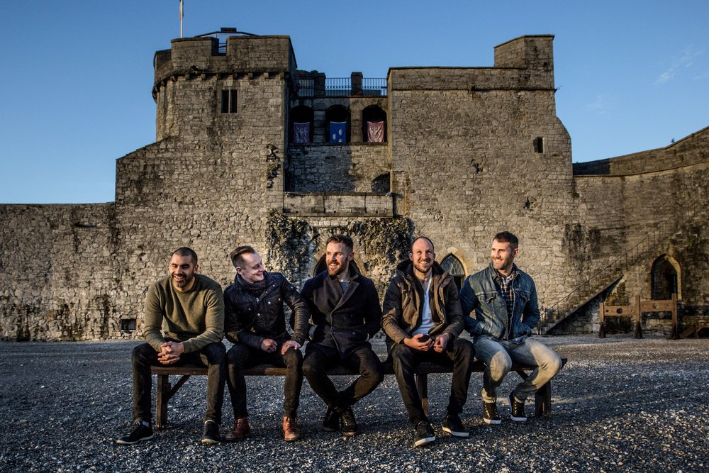 hermitage green live at the castle dolans limerick