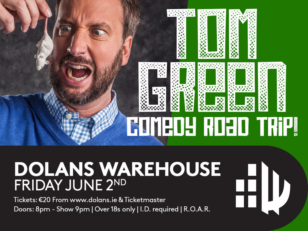 tom green comedy dolans limerick